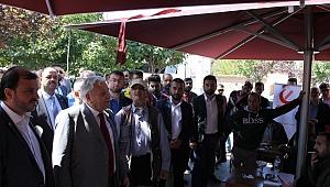 Refah partisi Gebze'de sahaya indi!