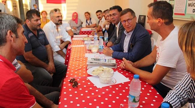 Türkkan'dan Gebze turu