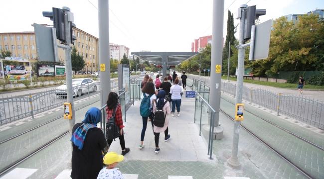 Yahya Kaptan istasyonuna yeni turnike