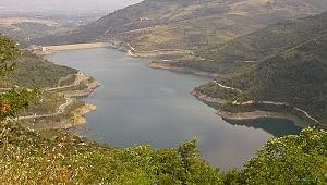 Yuvacık Barajı'nın yarısı boşaldı!