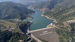 Yuvacık Barajı yarı yarıya boşaldı