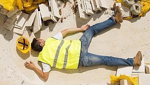 Vincin tekeri patladı…1 işçi hayatını kaybetti, 6 işçi yaralandı!