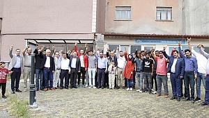 41 genç MHP'ye üye oldu