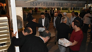 Mehmetçiklerimiz için dua ettiler