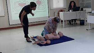 Büyükşehir'den hayat kurtaracak ilk yardım eğitimi