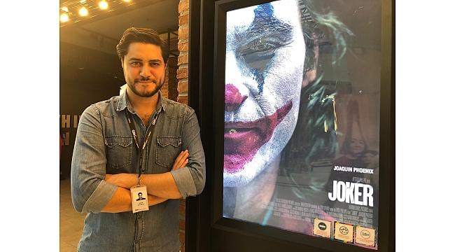 Dünya'da Büyük Ses Getiren JOKER Filmi, Gebze'de