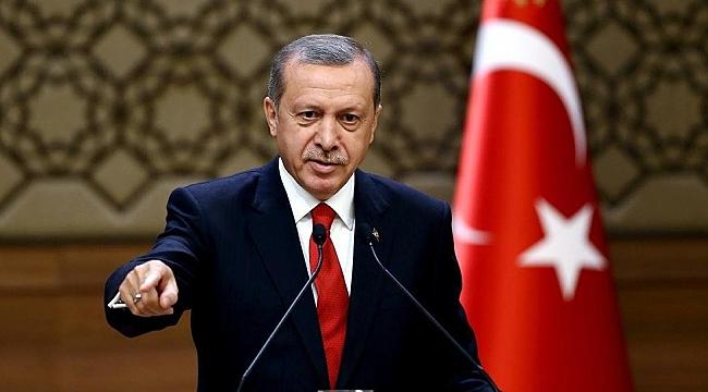 Erdoğan 40 artı 1'e son noktayı koydu!