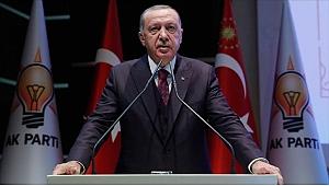 Erdoğan AK Parti kongresi için tarih verdi!