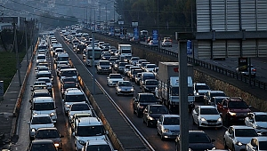 Gebze Bölgesindeki araç sayısı arttı!