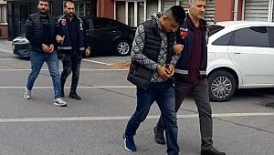 Gebze'de çelik kasadan para çalanlar tutuklandı!