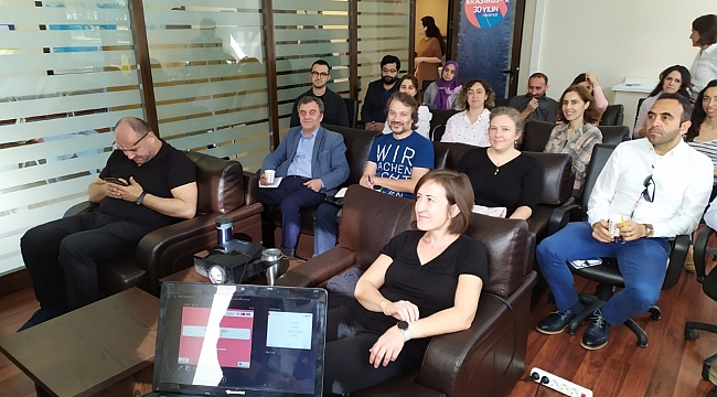 """GTÜ'de """"Erasmus Days """"Etkinlikleri"""