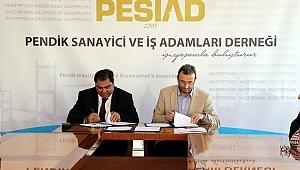 GTÜ PESİAD ile İş Birliği Protokolü İmzaladı