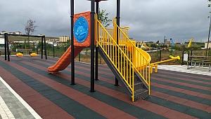 Kirazpınar'a yeni bir park