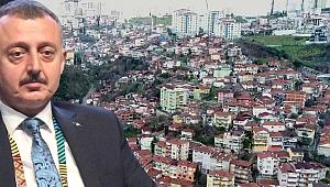 Kocaeli'de 2 bin 500 binanın yıkılması gerekiyor!