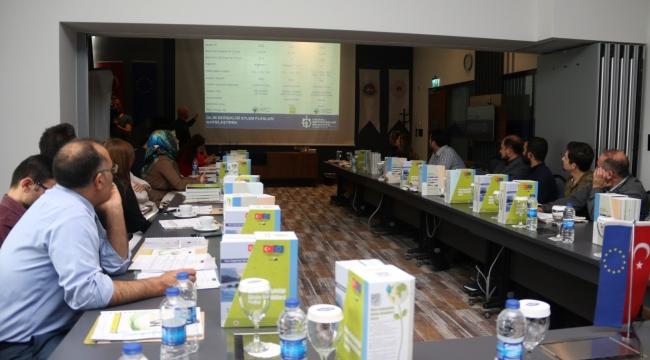 'Kocaeli Sera Gazı Envanteri ve İklim Değişikliği Eylem Planı' hazır