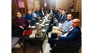 KTO yönetim kurulu toplandı