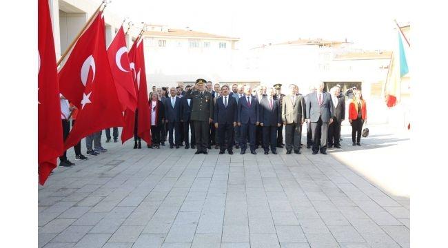 Protokol Gebze'nin kurtuluşunu kutladı