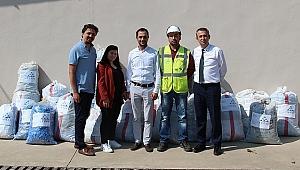 SEDAŞ'ın mavi kapak projesine destek yağıyor