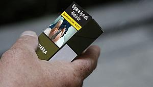 Sigara paketleri tek tip olacak!