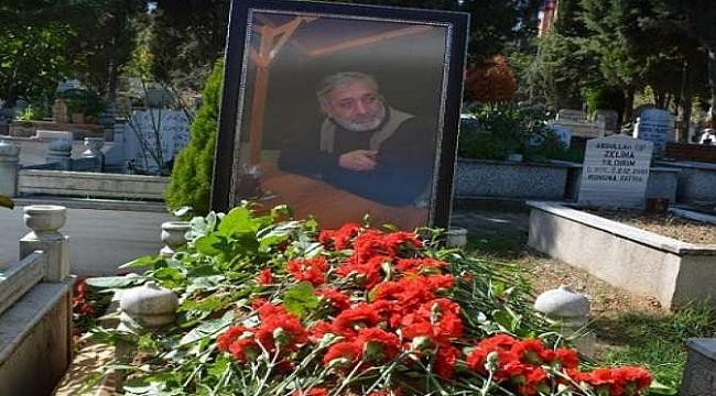 Tosunoğlu mezarı başında anıldı!