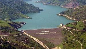 Yuvacık Barajı boşalıyor!