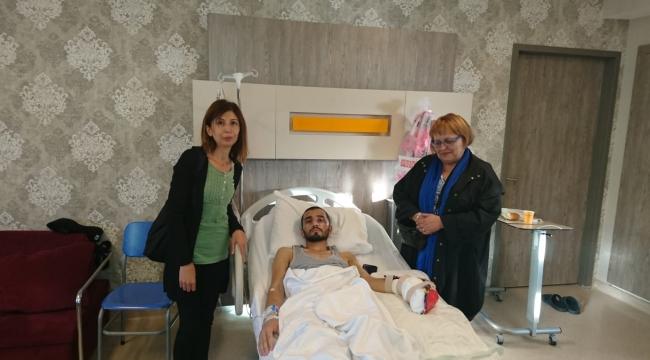 ADD, Gazi Ural'a gitti