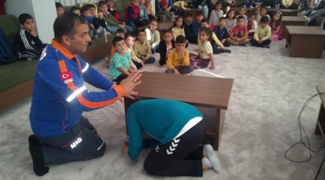 AFAD 6 bin 488 kişiye eğitim verdi