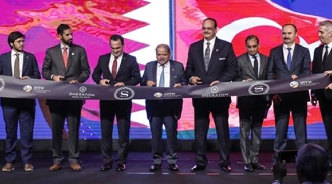 Al Thani'den yabancı yatırımcılara Türkiye'de yatırım çağrısı