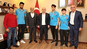 Başkan Bıyık: 'Spora desteğimiz devam edecek'