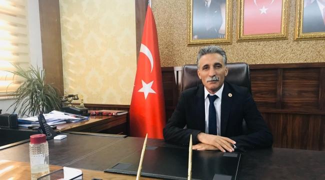 Başkan Şayir'in yerine Tuza vekalet edecek