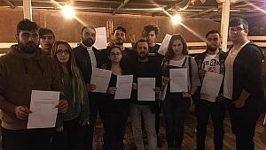 CHP Darıca'da ŞOK İSTİFA!