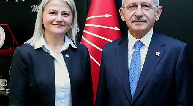 CHP'de ilk başkan adayı çıktı!