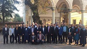 Çoban Mustafa Paşa Külliyesi'nde Tarih Ziyaretleri Devam Ediyor!