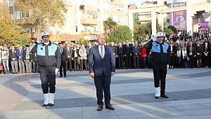 Darıca'da Atatürk unutulmadı