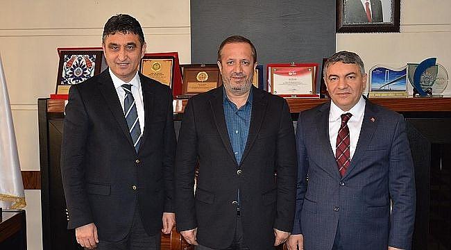 Ellibeş, Ali Toltar'ın ilçe başkan adaylığına açıklık getirdi