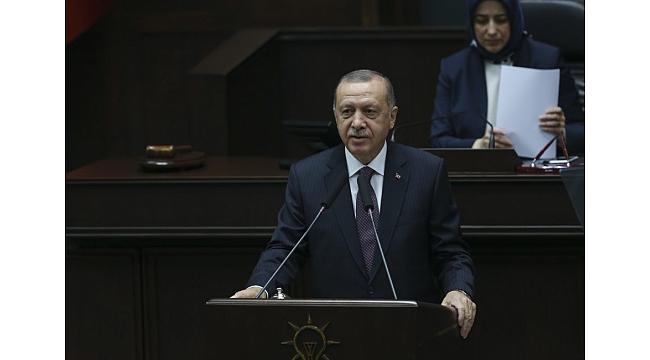 Erdoğan'dan milletvekillerine 'seçim bölgesi' uyarısı