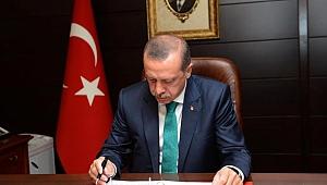 Erdoğan'ın imzasıyla 8 genelge yürürlükten kalktı