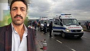 Gebkim OSB'deki patlamada yaralanan Hacı Al hayatını kaybetti