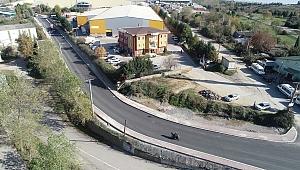 Gebze 1804 Sokak asfaltlandı