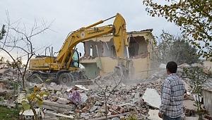 Gebze'de 1 yılda yüzlerce bina yıkılacak!