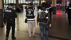 Huzur uygulamasında aranan 19 kişi yakalandı!