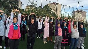 Kadınlardan Nagehan Malkoç'a destek!