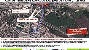 Kocaeli'de bir yol daha trafiğe kapanıyor!