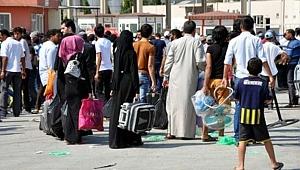 Kocaeli'deki Suriyeli sayısı sürekli azalıyor!