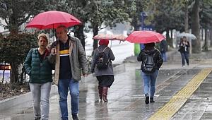 Meteorolojiden uyarı: Yağış geliyor