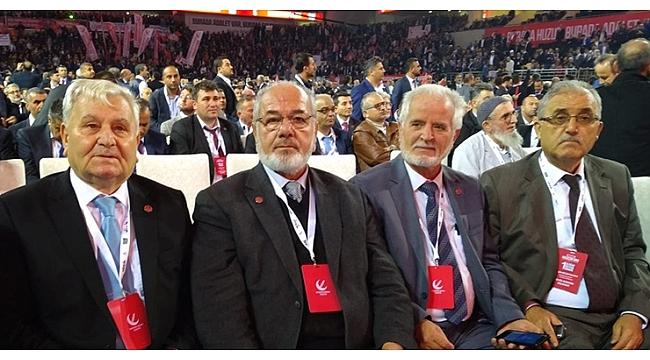 Milli Görüşçüler, Ankara'da
