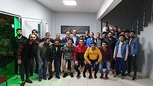 Sak Ailesi'nden Dilovasıbelediyespor'a mangal partisi