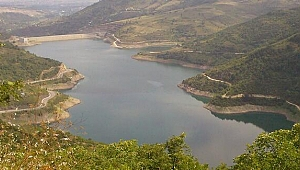 Sapanca Gölü'nden Yuvacık Barajı'na su takviyesi!