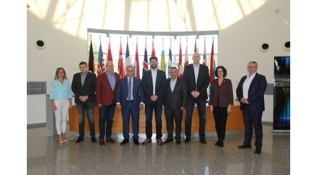 Sırbistan'dan GOSB'a ziyaret