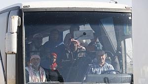Terörden temizlenen bölgelere 370 bin Suriyeli dönüş yaptı
